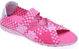 2012 chaussures occasionnelles faites main de nouvelles d'arrivées dames de Hightweight