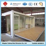 Chambre d'acier léger commercial d'OIN préfabriquée/modulaire/mobile/construction préfabriquée/Portable/conteneur