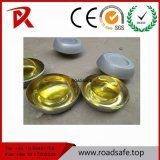 Roadsafe Traffic 360 Degrees Tempered Road Marker Znic Alloy Aluminium Glass Road Studs