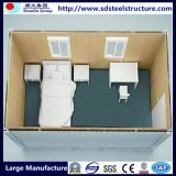 وعاء صندوق منزل مع غرفة نوم مطبخ غرفة [أبلوأيشن] غرفة