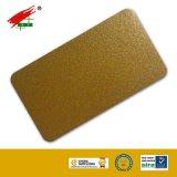 Tipo metallico rivestimento della polvere con l'effetto dell'oro