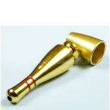 Tubo di fumo del metallo di stile della ciotola di bowling di tubo di azione furtiva