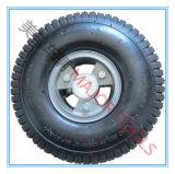 Алюминиевый обод пневматические резиновые колеса с Пау сертификат