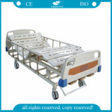 Base de hospital manual AG-BMS002 do produto 3-Crank da base