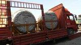 Banda transportadora de la explotación minera el ceñir de goma para la mina de carbón