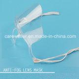 투명한 플라스틱 Anti-Fog 입 가면 (CW-CS708)