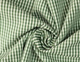 3mm Small Checks Polyester Cotton Shirt Fabric