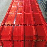 Toile haute résistance Gi / PPGI en acier revêtu de couleur