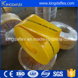 Dever de alta pressão da luz da mangueira do PVC Layflat