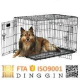 Het vouwen van de Kooi van de Koffer voor Hond