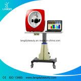 Analisador portátil da pele de Digitas do equipamento do cuidado de pele