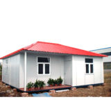 تضمينيّة /Mobile/Prefab/Prefabricated فولاذ منزل لأنّ معيشة خاصّة [سل-0077]