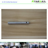 Präzisions-Aluminiumqualität CNC-maschinell bearbeitenanteile an runden Formen
