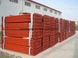 2100-3400mmgalvanized足場支注の支柱か調節可能な鋼鉄支柱