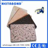 PE Coatingとの大理石かStone/Granite Texture Aluminum Composite Panel ACP