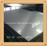 O SUS 321 Folha de aço inoxidável Fornecedor Fornecedor da China