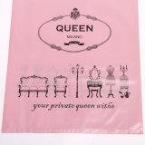 Portable gestempelschnittene PET Kleid-Verpackungs-Beutel-Einkaufstasche