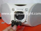 CRV Vier-Lautsprecher Reihen-an der Wand befestigte Stereolautsprecher steuern