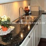 Dessus/partie supérieure du comptoir en pierre de vanité de granit/marbre/quartz pour la cuisine, salle de bains