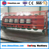 Steifer Rahmen-Aluminiumdraht-Schiffbruch-Maschine