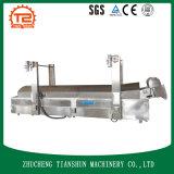 Máquina eléctrica de la sartén del sartén del control de la temperatura automática y fritas de las patatas