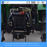 China Maquinaria agrícola 55HP 4 Mini granja de la rueda / caminata / jardín / tractor del césped