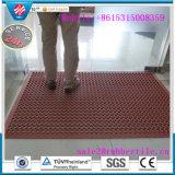 Половой коврик анти- дренажа выскальзования резиновый, циновка двери гостиницы резиновый