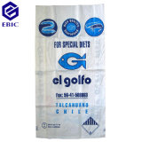 Сплетенные PP Sack упаковывая мешок для заполнять 50kgs