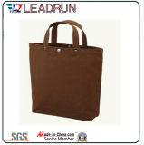 Sac à provisions non-tissé de papier de traitement de toile de coton de sac à provisions de cadeau (X012)