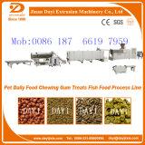 Flotante / animal Fish Food Línea de producción que hace la máquina