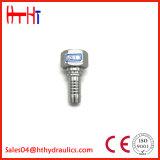 Hecho en la guarnición plana femenina métrica del sello de China Eaton Huatai (20211)