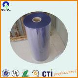 Plastique classant la feuille claire de PVC en roulis pour l'emballage de pillule d'ampoule