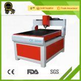 Router di CNC della macchina del metallo dell'asse di rotazione di raffreddamento ad acqua del motore passo a passo 800W di Jinan mini