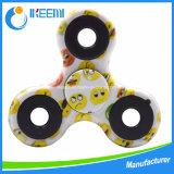 China nuevo tipo Fidget juguete mano dedo girador