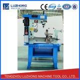 Metal chino HQ500 HQ800 la combinación de Banco torno fresadora