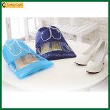 Вытяните мешок ботинок Drawstring мешка пыли шнура Non сплетенный (TP-SB021)