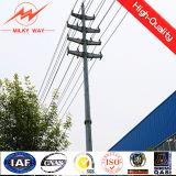 Galvanisierte Übertragungs-Zeile Stahlpole-Aufsatz