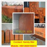 De hete Plaat van het Staal van Corten van de Verwering van de Kwaliteit van de Verkoop Eerste voor de Container van het Venster van de Deur van de Voorzijde