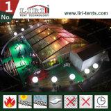 Het Restaurant van het in het groot Gebruikte Hotel van Tent 30 X 40 voor Catering 800 Mensen