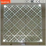 Safety Pattern Glass Hotel, Partition, Construction