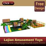CE Long Kids Zone Soft Play Terrain de jeux intérieur pour le stationnement