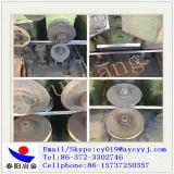 スチール製造の製鉄業/合金によって芯を取られるワイヤーのための合金によってワイヤーCasiの喫茶店のSial芯を取られるワイヤー