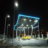 LED Solar Powered Street Light, 6m Pole 30W LED Design