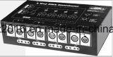 Teiler des Signal-DMX-512 oder Verteiler oder Verstärker