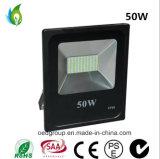 中国の工場からの50W LEDプロジェクター洪水ライト