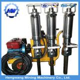 Bewegliche hydraulische Steinaufspaltenmaschine des Felsen-Teiler-800t