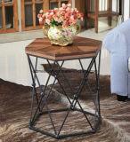 Чай из светлого дерева в таблице отелей домашних хозяйств не старой восстановление древнего Пути утюг таблиц многофункциональных чай в таблице (M-X3226)