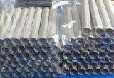 Tubo filtrante tejido cuadrado modificado para requisitos particulares de pantalla de acoplamiento de alambre del acero inoxidable