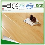 8 mm en relieve de superficie del piso laminado impermeable