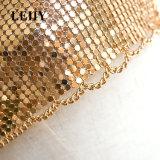 Collier en laiton de collier de foulard plus défunt et de bijou de mode de chaîne de corps